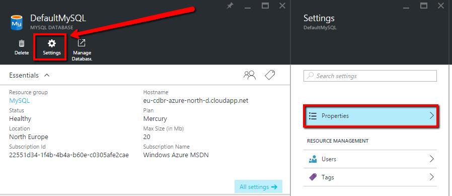 AzureRM WordPress migrate to Docker MySQL complete story – Who Moved