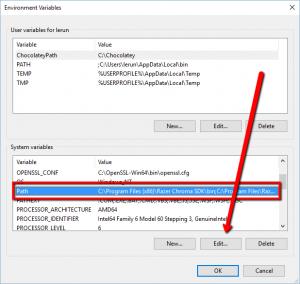 Windows_Environment
